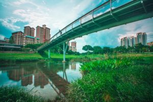 Wills & Property Planning - Singapore HDB over river